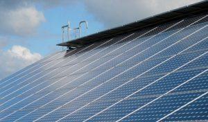 Energiegewinnung durch Solar